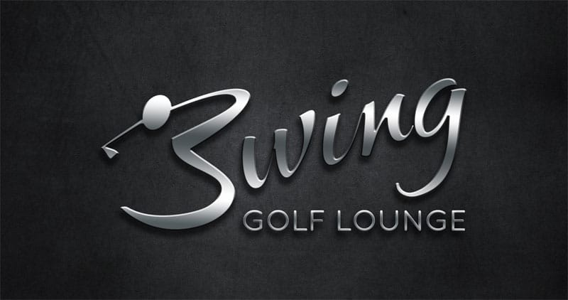 Swing Golf Lounge logo